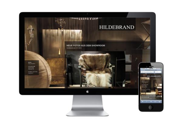 Hildebrand Homepage & Blog