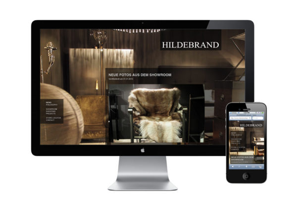 Hildebrand Homepage & Blog