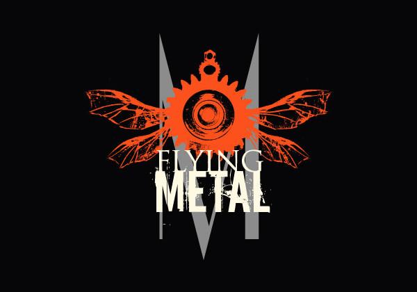 Flying Metal T-Shirts
