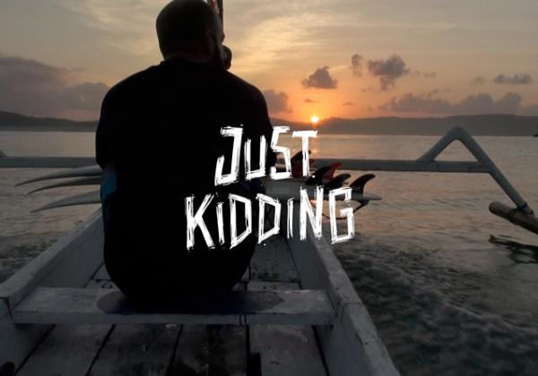 Just Kidding Logo