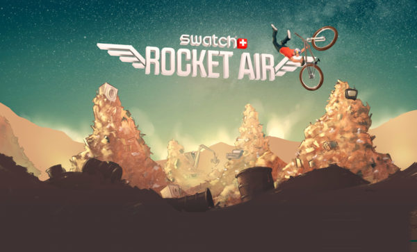Swatch Rocket Air 2015