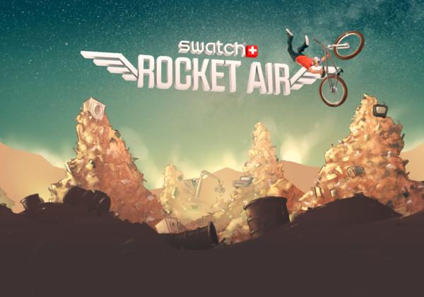 Swatch Rocket Air 2015