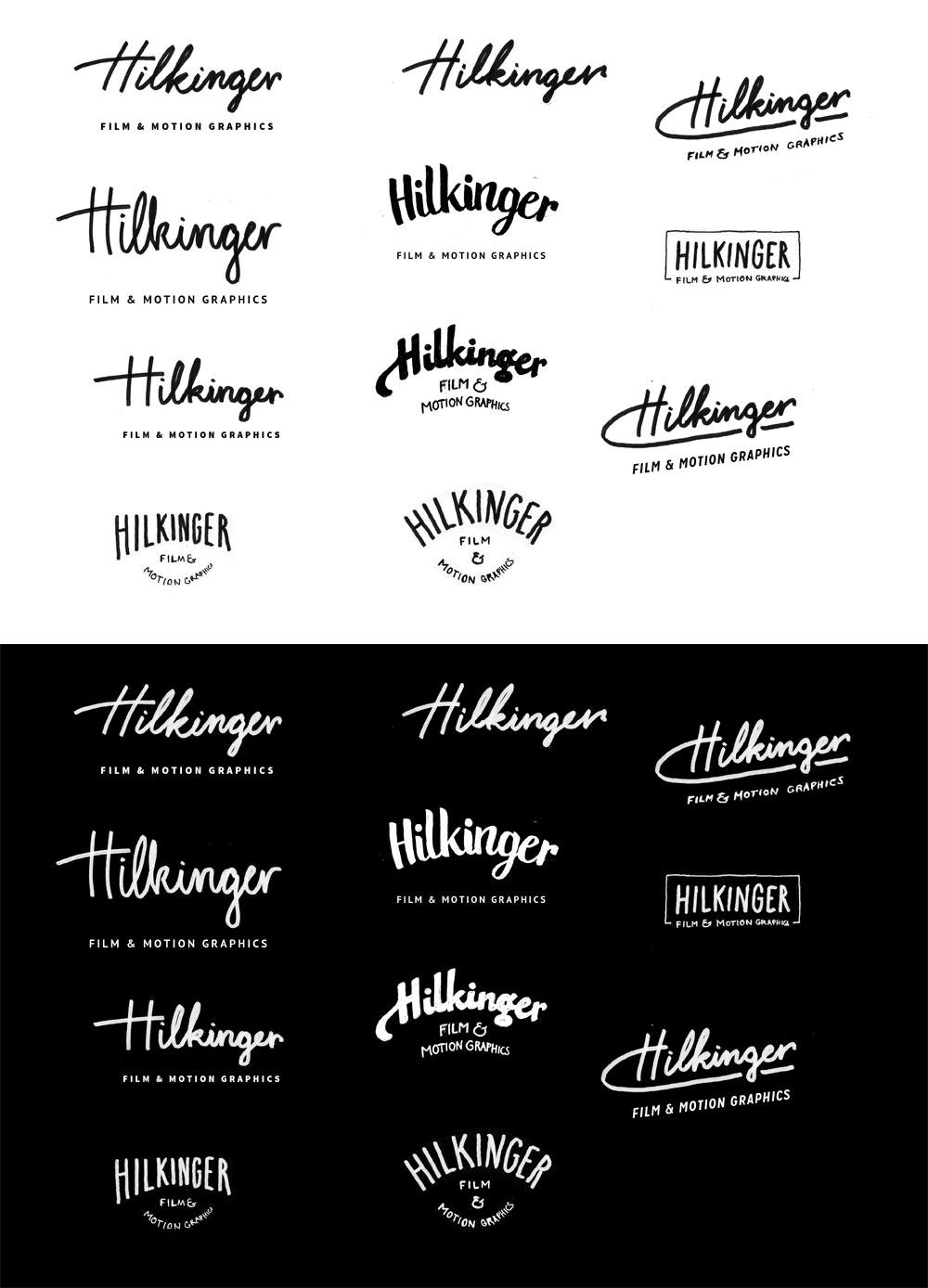 rinowenger_hilkinger_logo_sketches