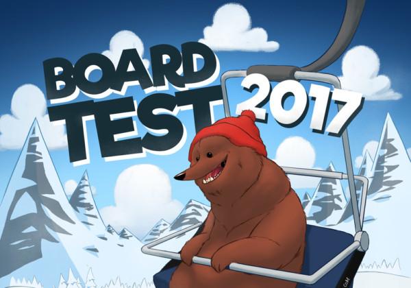 Boardtest 2017