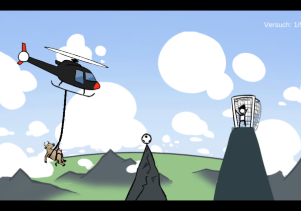 Danger Chopper Game