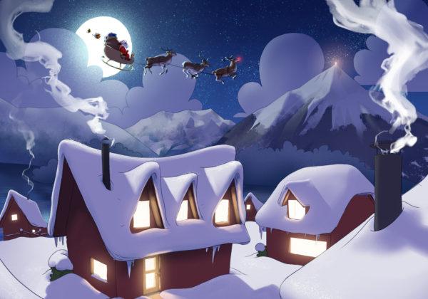 Nexplore Weihnachtsversand