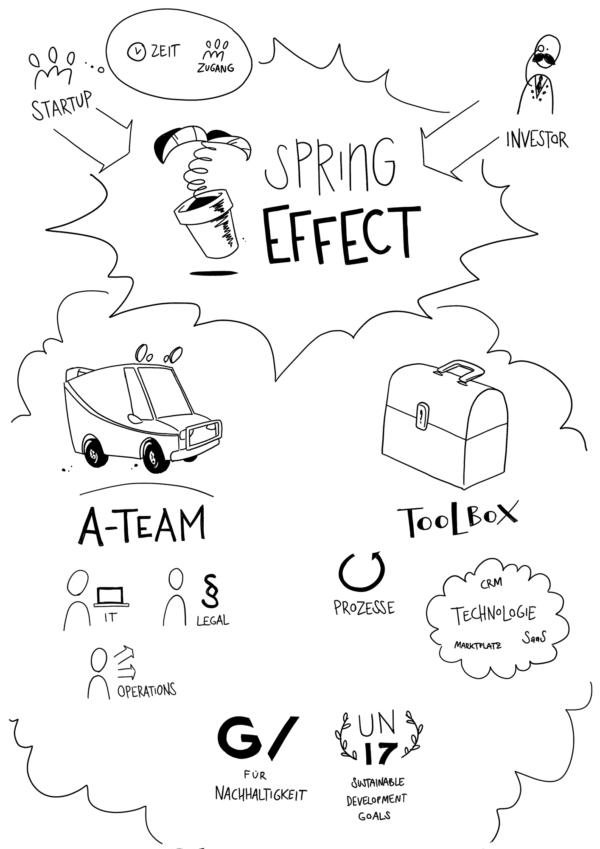 Spring Effect flyer